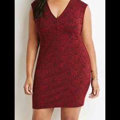 Bodycon Stretch Plus Size Dress Sexy plus size dress Dresses Mini