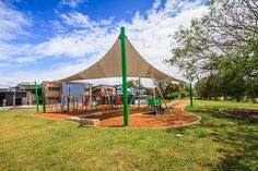 Commercial Playground Design | Cannon Hill Anglican College | Urban Play
