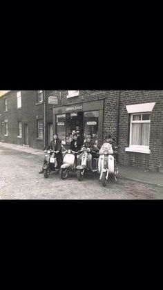 Sixties Scooters