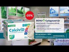 Béres Calcivid 7 filmtabletta - Keresse most kedvezményes áron a BENU gyógyszertárakban - YouTube