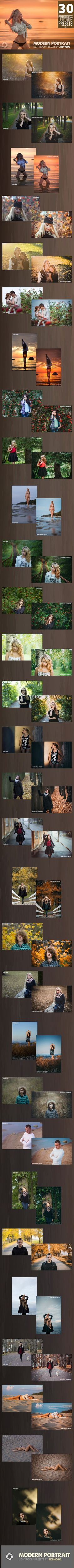30 Portrait Lightroom Presets #photoeffect Download: http://graphicriver.net/item/30-portrait-lightroom-presets/11213141?ref=ksioks