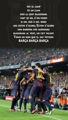 Cant del Barça