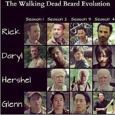 the-walking-dead-funny-beards.jpg 620×620 pixels