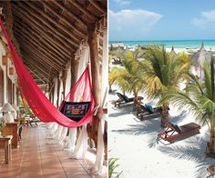Hot Is The New Cool—We're Calling This Season's Hottest Trends - Holbox Island Is The New Tulum from #InStyle