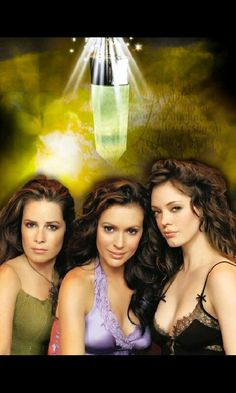 """Charmed"" #television #series #WB"