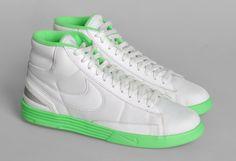 Nike Lunar Blazer Poison Green