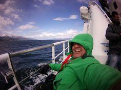 Testing Polartec in Patagonia Argentina