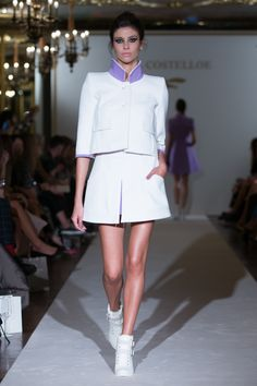Paul Costelloe - Spring/Summer 2016 Ready-To-Wear - LFW (Vogue.co.uk)