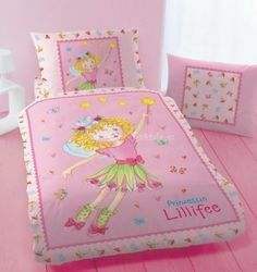 Povlečení Princezna Lillifee - 140x200, 70x90