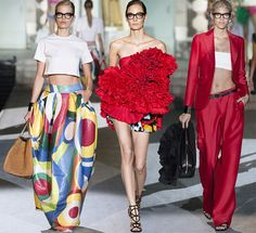 DSquared2 Spring/Summer 2015 Collection - Milan Fashion Week  #MFW #fashionweek #MilanFashionweek
