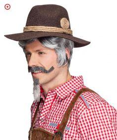 Aito Baijerilaishattu. Hats, Fashion, Oktoberfest, Moda, Hat, Fashion Styles, Fasion, Hipster Hat, Caps Hats