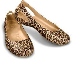 Crocs™ Kadee Leopard Flat | Comfortable Women's Flats | Crocs Official Site