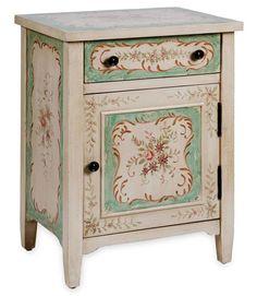 Shabby Chic Bedroom Furniture - Bedroom Nightstand Ideas - Good Housekeeping