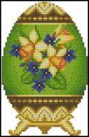 """Яйцо Фаберже """"Весенние цветы"""""""