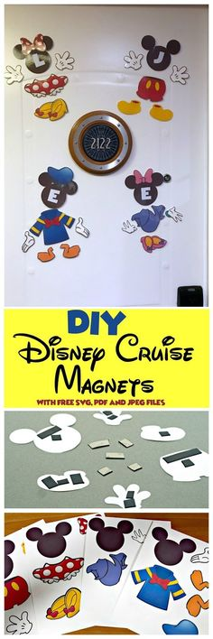 Free printables for Cruise Door