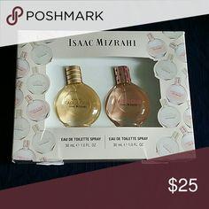 Issac Mizrahi toilette spray Eau So Fabulousladies - 1 oz SP (2X) Set Issac Mizrahi Isaac Mizrahi Other