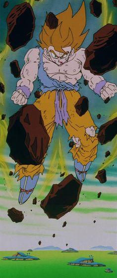 Goku SSaiyanJin