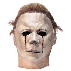 Michael Myers Maske Blood Tears | #MichealMyers #Halloween #Myers