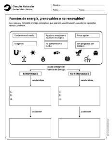 Electricidad actividades y fichas para naturales pinterest la fuentes de energa renovables o no renovables urtaz Choice Image