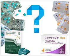 #Kamagra oder #Levitra? Welche Unterschiede gibt es zwischen #Potenzmitteln? Was ist besser: Levitra oder Kamagra? Mehr Infos im Artikel.