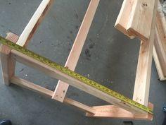 Beginner Farm Table (2 Tools + $50 Lumber) | Ana White Diy Outdoor Table, Diy Outdoor Kitchen, Diy Outdoor Furniture, Diy Furniture Plans, Diy Kitchen, Outdoor Dining, Diy Dining Room Table, Patio Table, Diy Table