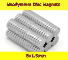 Hey, I found this really awesome Etsy listing at https://www.etsy.com/listing/128180144/30-neodymium-disc-earth-magnets-6x15mm