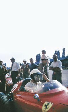 Formula 1 / Monza / ScuderiaFerrari / Phil Hill / 1960s
