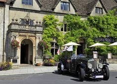 Welcoming guests since the 13th century, The Old Bell in Wiltshire is thought to be the oldest hotel in England