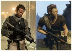 Uncharted movie cast harry flynn actor bradley cooper