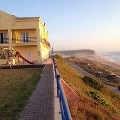 Panorama. Hotel praia azul, pt