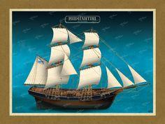 ΜΠΡΙΓΑΝΤΙΝΙ Όλες οι εικονογραφήσεις είναι από το βιβλίο της ΑΡΤΕΟΝ ΕΚΔΟΤΙΚΗΣ: Πειρατικά και κουρσάρικα σκαριά των θαλασσών μας. 18ος-19ος αιώνας. Ένα ταξίδι στον κόσμο των πειρατικών και κουρσάρικων σκαριών και στη ζωή των προγόνων μας. www.e-arteon.gr Sailing Ships, Boat, Dinghy, Boats, Sailboat, Tall Ships, Ship