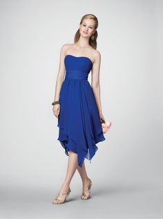 Alfred Angelo bridesmaid dress -I  LOVE THIS DRESS!!!! (needs to be in a very dark rich purple thought)