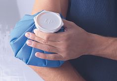 Are you worried about your swollen elbow? Use our LP Ice Bag. See more at http://www.zepcare.co.uk/lp-ice-bag