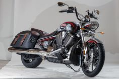 2012 Sturgis Rider Sweepstakes custom Victory Cross Roads customized by Klock Werks Kustom Cycles. Motorcycle Companies, Kustom, Roads, Cars Motorcycles, Victorious, Jr, Automobile, Road Trip, Wheels