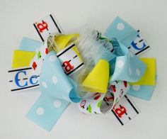 ABC 6in Marabou Boutique Bow