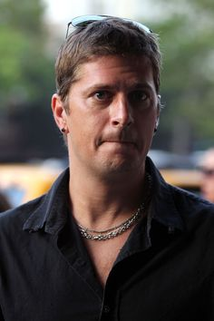 Rob Thomas of Matchbox 20. Met and talked with him. And yes, he hugged me.