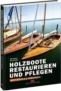 Jeder Holzbootliebhaber kennt das Problem: Holzboote sind äußerst pflegeintensiv…