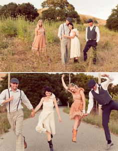 A Summer Vintage Inspired Farm Wedding | Green Wedding Shoes Wedding Blog | Wedding Trends for Stylish + Creative Brides
