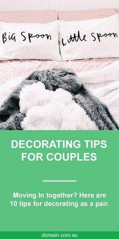 Decorating tips for couples: 10 steps to finding compromise Couples Apartment, Moving In Together, Couple Bedroom, Home Gadgets, Moving House, House Layouts, Better Homes And Gardens, Minimalist Home, Moving Forward