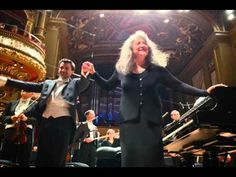 Martha Argerich - Nelson Goerner - Poulenc Concerto for 2 Pianos and Orchestra 2013 - YouTube