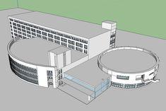 Hotel Design Architecture, Concept Models Architecture, Architecture Concept Drawings, Architecture Panel, Education Architecture, Maquette Architecture, Architecture Details, School Building Design, Hospital Design