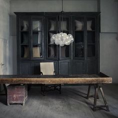 Wabi-Sabi by Oliver Gustav - Decoration For Home Wabi Sabi, Home Interior Design, Interior And Exterior, Deco Design, Studio Design, Home And Deco, Rustic Interiors, Home Interiors, Rustic Furniture