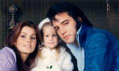 Elvis+Presley's+Daughter+2012   Priscilla Presley with Elvis and their daughter Lisa Marie: 'Elvis was ...