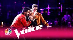 """The Voice 2017 Mark Isaiah, Luis Fonsi & Daddy Yankee - Finale: """"Despacito"""""""