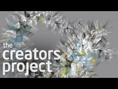 How to Draw with Code with Casey Reas [Creators Project] #Generative Art