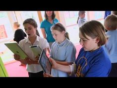 ▶ Augmented Reality in Education: Shaw Wood Primary School uses Aurasma - YouTube