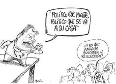 """Correa: """"Político que miente, político que se va a su casa"""" - Bonil"""
