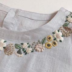 "Hand Embroidery Collection's Instagram photo: ""@mizuk_choco ⠀  . . . #embroidery #handembroidery #вышивка #자수 #embroiderypattern #craft #diygift #diy #handmade #handstitched #Needlecraft…"""