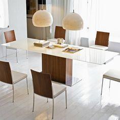 113 fantastiche immagini su Tavoli Allungabili | Dining room, Dining ...