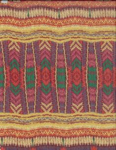 Southwest Apparel Fabric- Ethnic Yoryu Multi